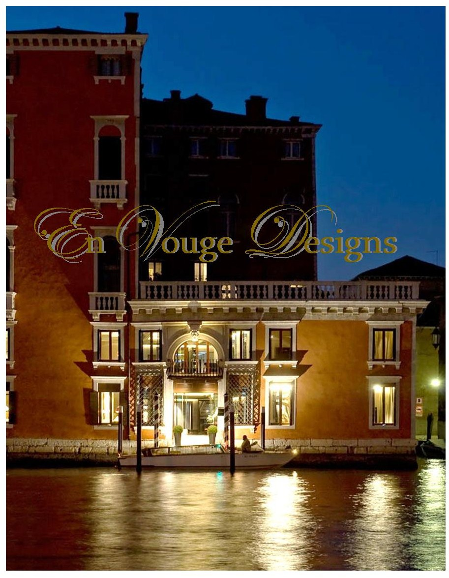 Interior design inspiration venice italy for Hotel design venice
