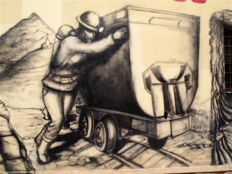 Minería de Potosí