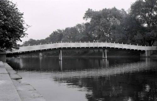 Hilsea Foot Bridge