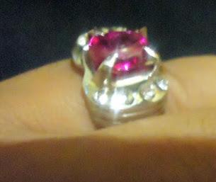 Dijual Batu Pink Saphir