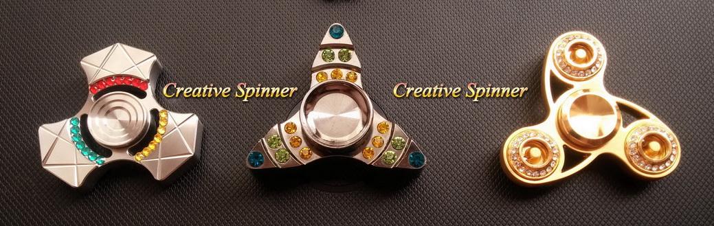 Con Quay Creative Spinner