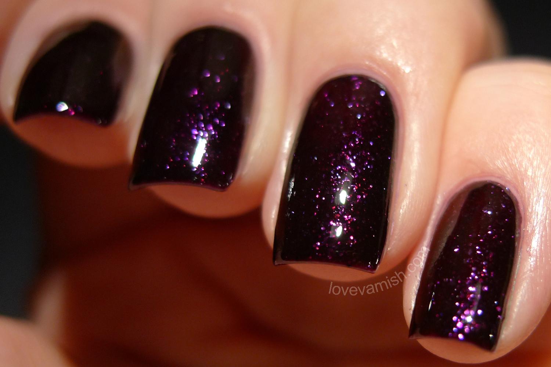 LilypadLacquer Purple Velvet