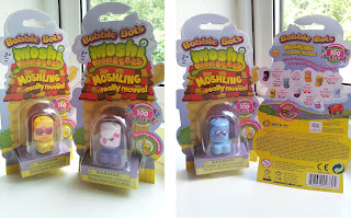 bobble bots, moshi monsters, hexbug