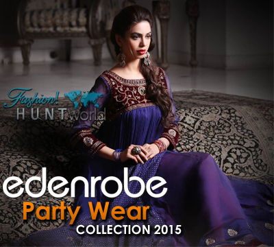 Eden Robe Party Wear 2015 Collection