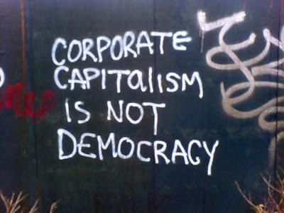 Capitalism is not Democracy