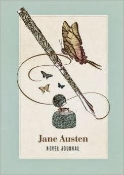 Valentine's Day Gifts - Jane Austen Novel Journal