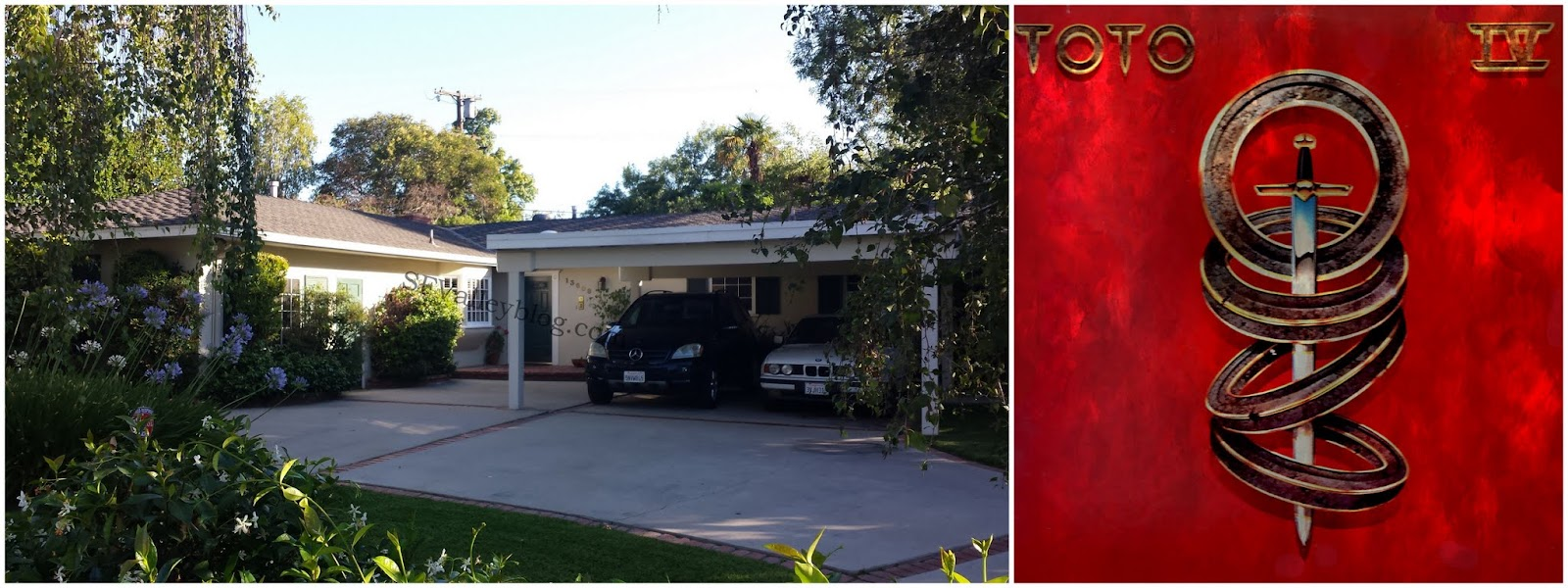 Bttf 29 Toto S Van Nuys Garage That Created Musical