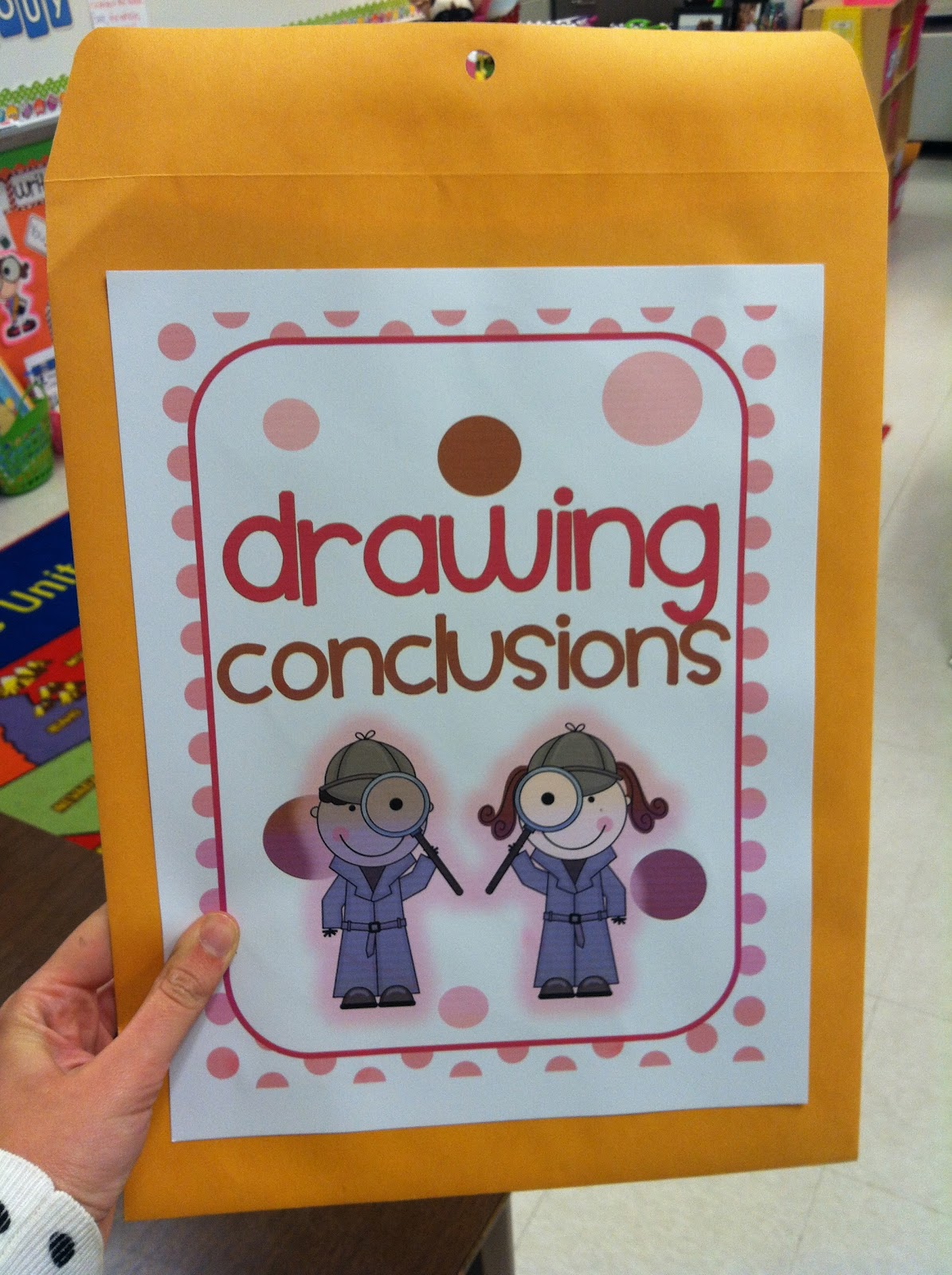 Drawing Conclusions The Lemonade Stand – Drawing Conclusions Worksheets for Kindergarten