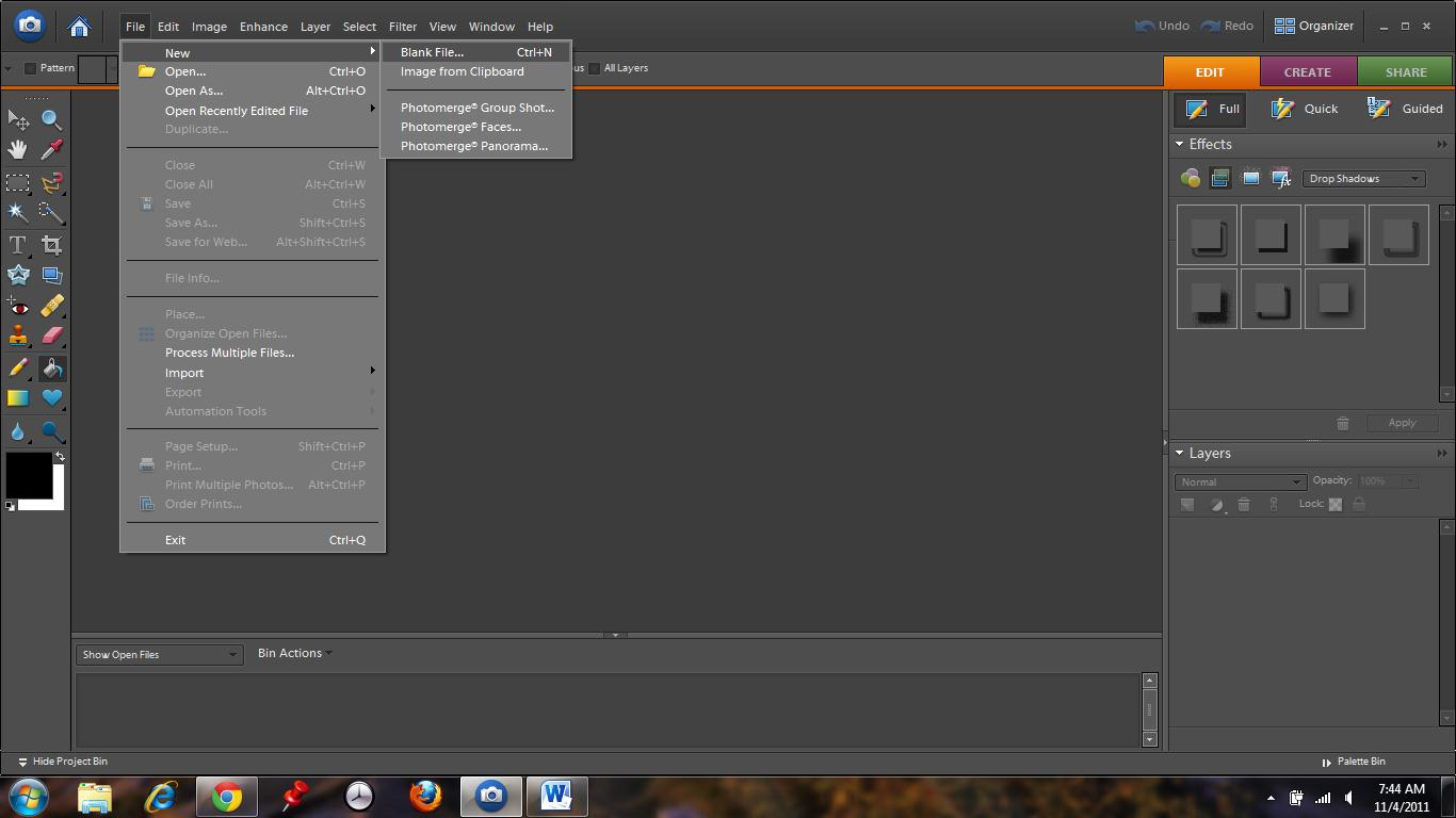 My lil pumpkin patch fill a shape with a photo in photoshop first youll open a blank file baditri Choice Image