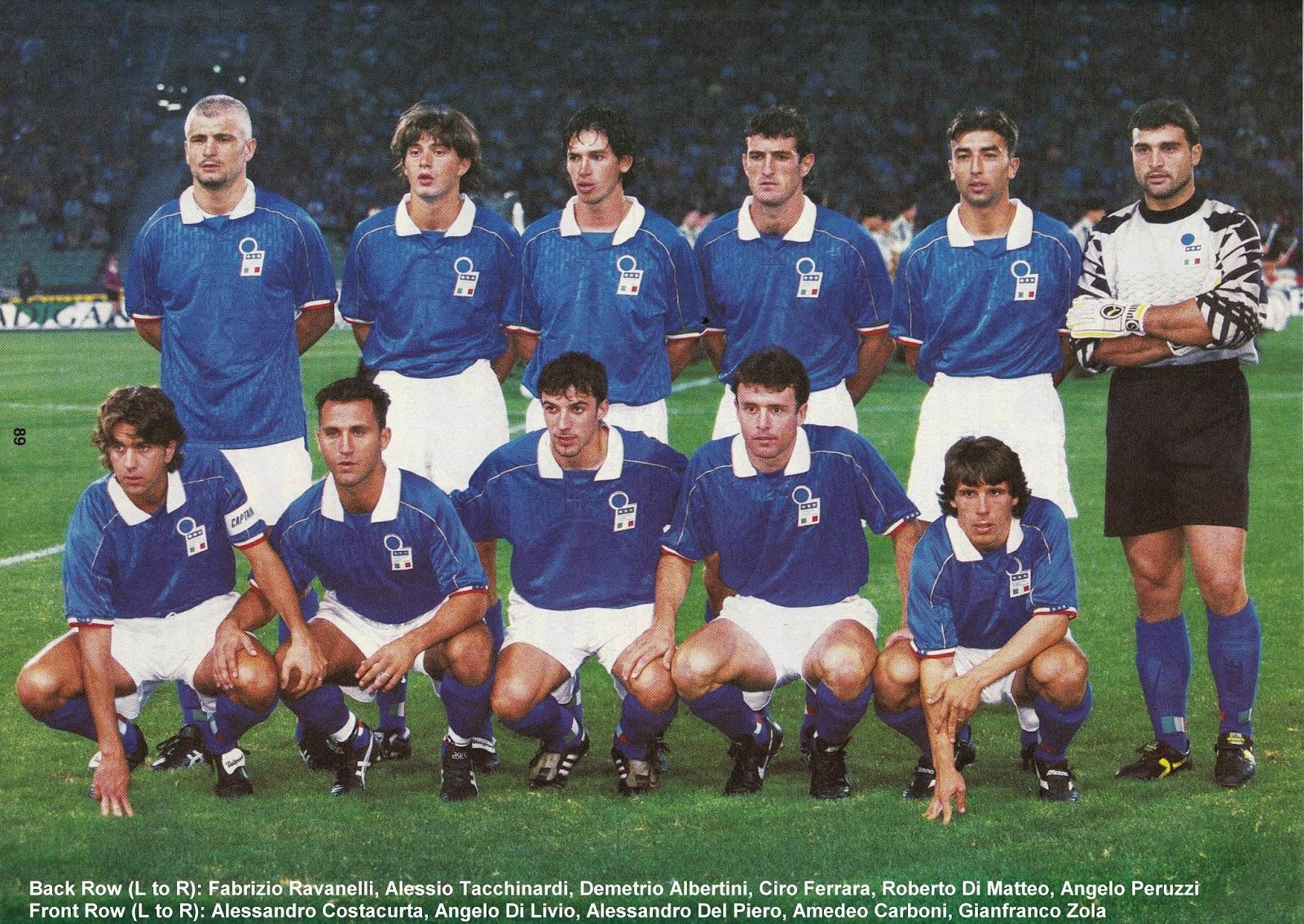 Soccer Nostalgia Old Team graphs Part 27h
