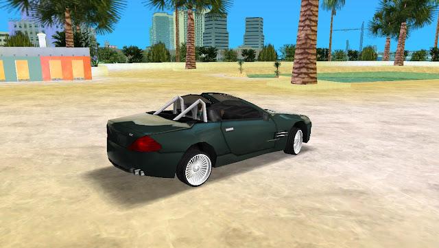 Mercedes-Benz Brabust V12 GTA Vice City