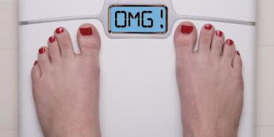 hal yang menyebabkan badan gemuk, gendut, besar