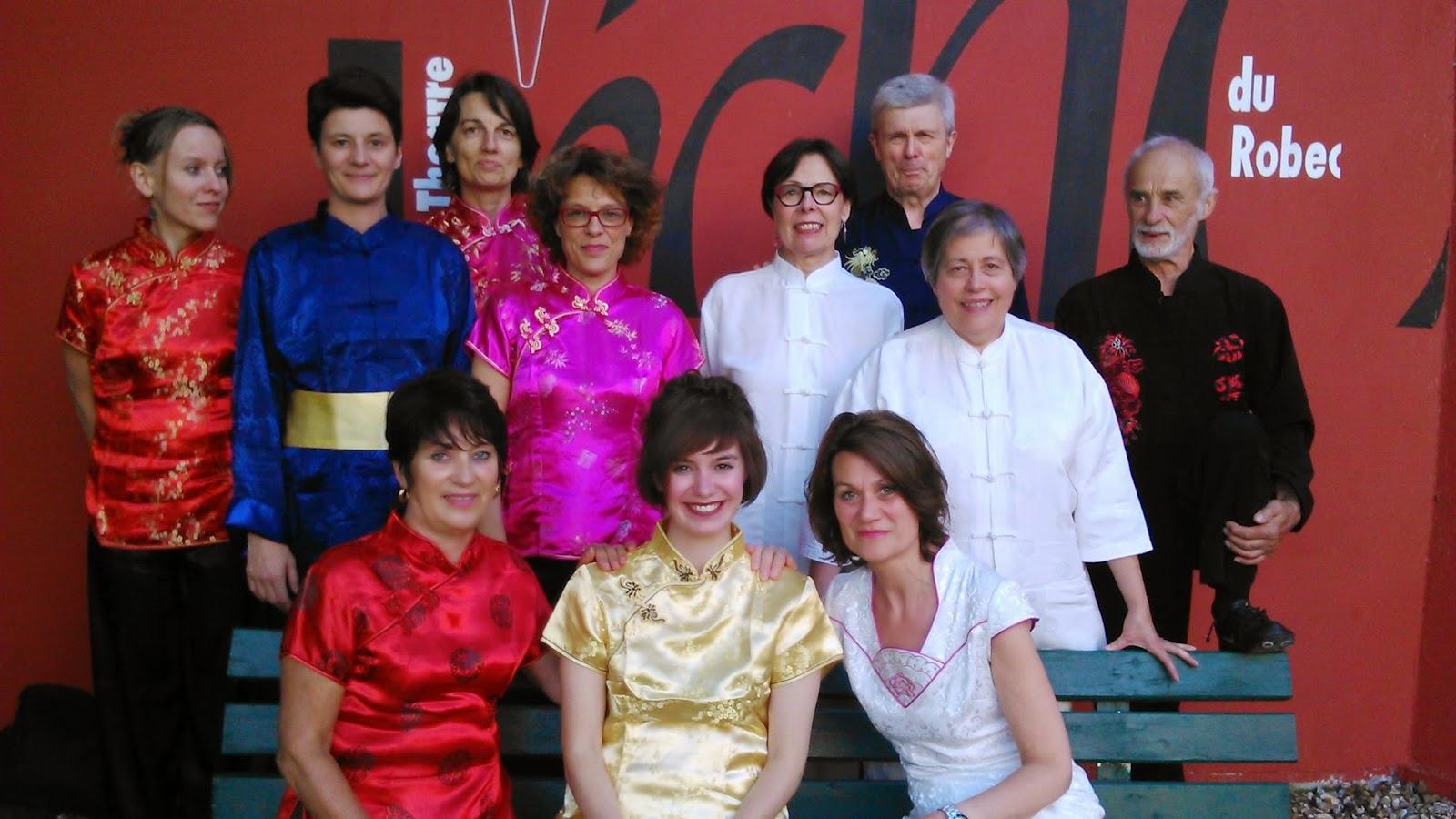 Groupe Jing Li Rouen
