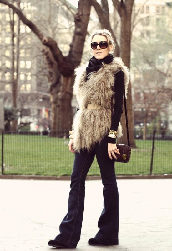 BLANKNYC Blanc Flare Jeans