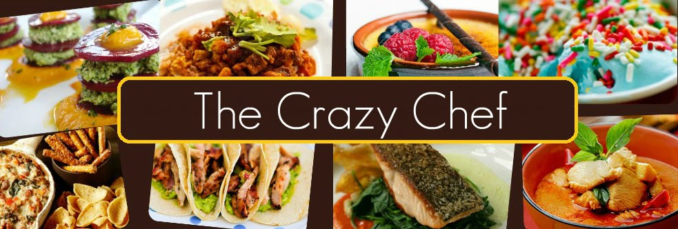 The Crazy Chef