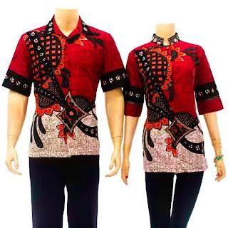 Foto Model Baju Batik Pria Trendi