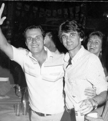 Airton Engster dos Santos e Leonildo José Mariani