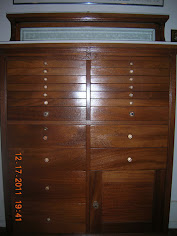 Hardwick/Vann Dental Cabinet