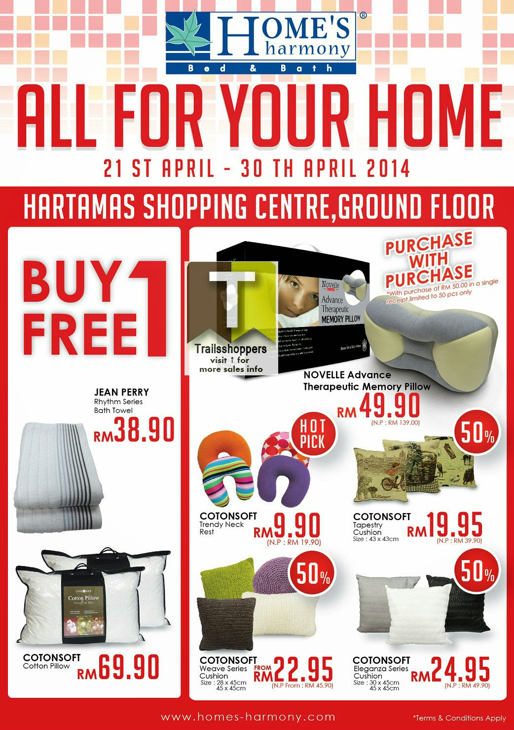 Home's Harmony Fair @ Hartamas Shopping Centre
