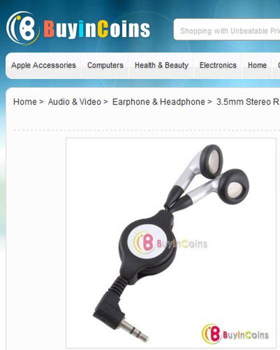 Cuidado si compras unos auriculares chinos