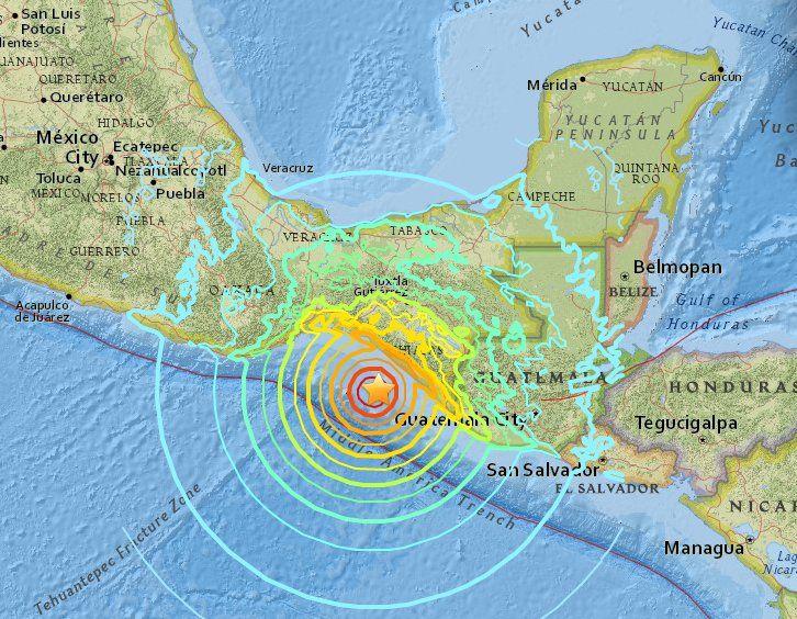 Forte scossa di terremoto in Messico: magnitudo 8.4, ora è rischio tsunami