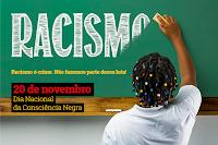 DIA 20 DE NOVEMBRO - DIA NACIONAL DA CONSCIÊNCIA NEGRA!
