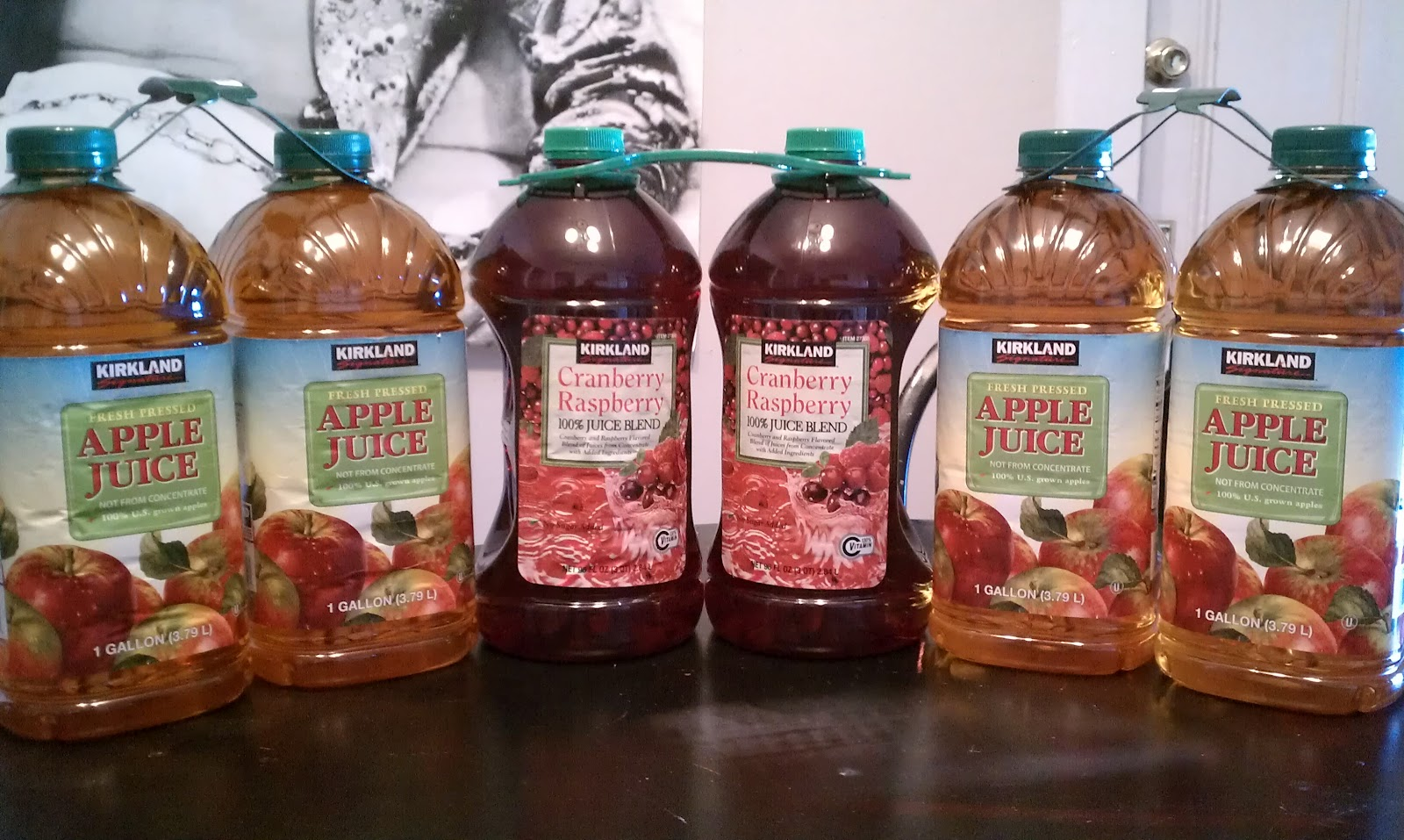 Apple juice wine recipe 1 gallon