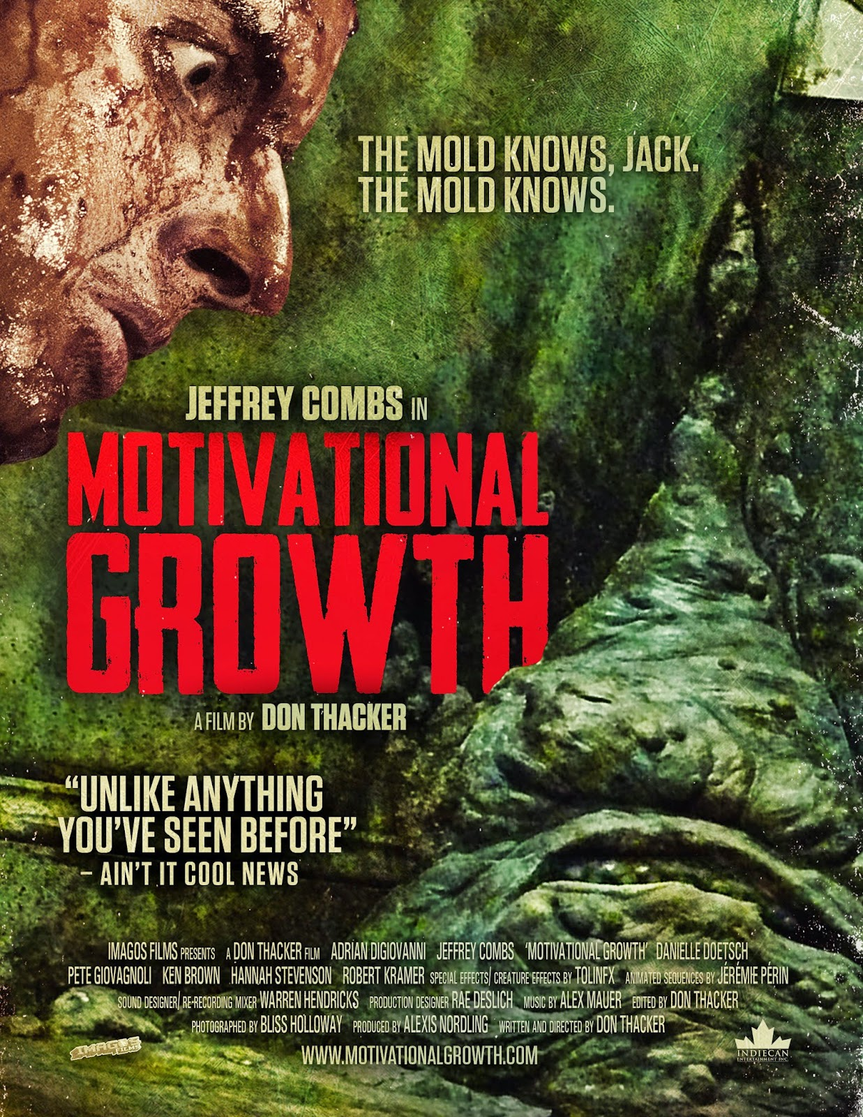 Motivational Growth (2013) poster