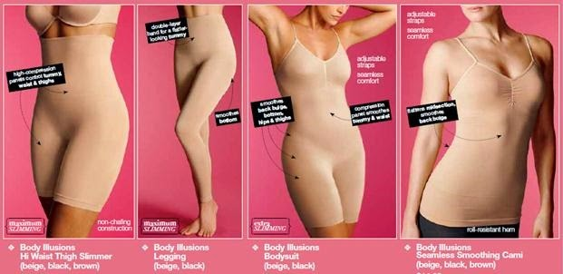 AVON Body Illusions