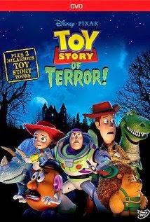 Câu Chuyện Trò Chơi Kinh Hãi - Toy Story of Terror