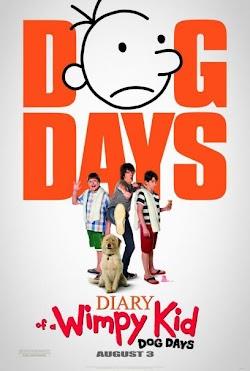 Nhật Ký Cậu Bé Nhút Nhát 3: Ngày Nóng Nực - Diary Of A Wimpy Kid: Dog Days (2012) Poster