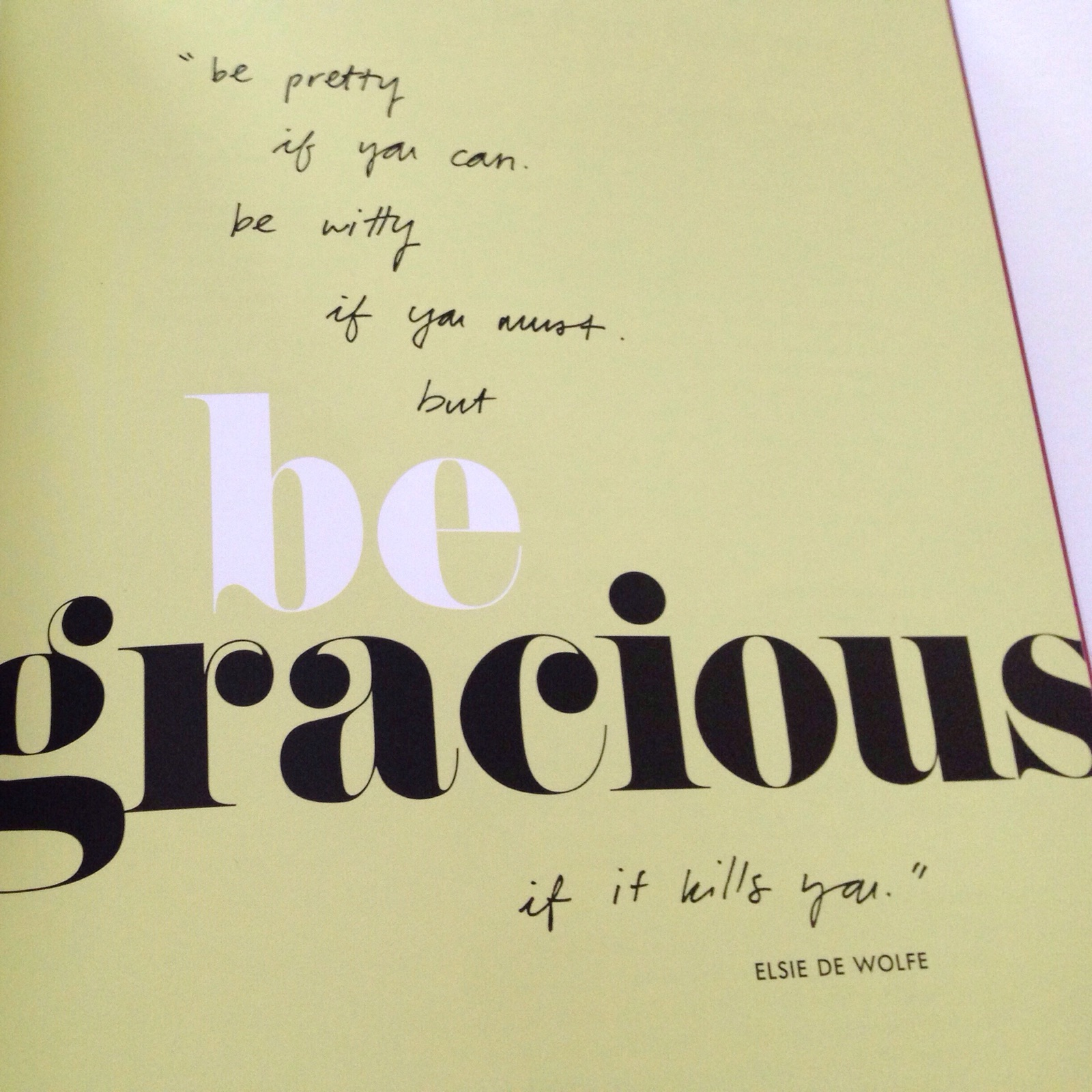 Kate Spade Quotes Confetti Casserole Book Review All In Good Taste