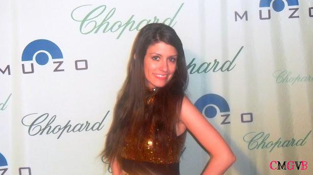 fashion blogger, Diana Dazzling, Chopard, Chopard Party, 150, Cannes, Hotel Martinez