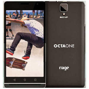 Buy Rage Octa One 8 GB Smart Phone Rs.5200 only