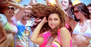 Deepika Padukone curly hairs