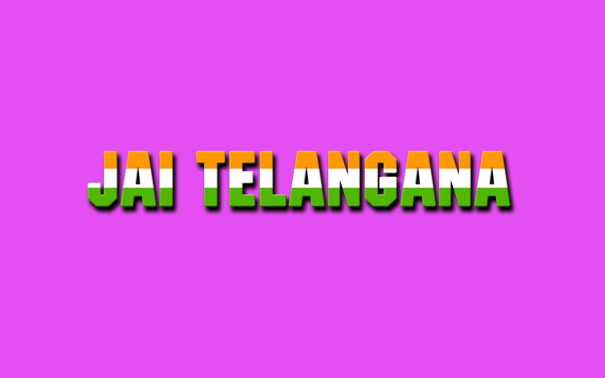Download free Jai Telangana Wallpapers