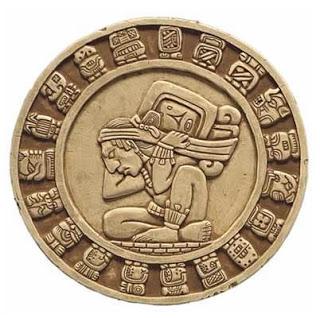 Como os Maias contavam o Tempo