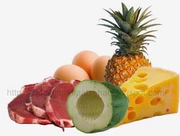 Makanan yang menyebabkan keguguran