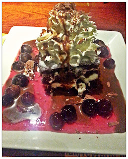Beefeater Black Forest Gateau