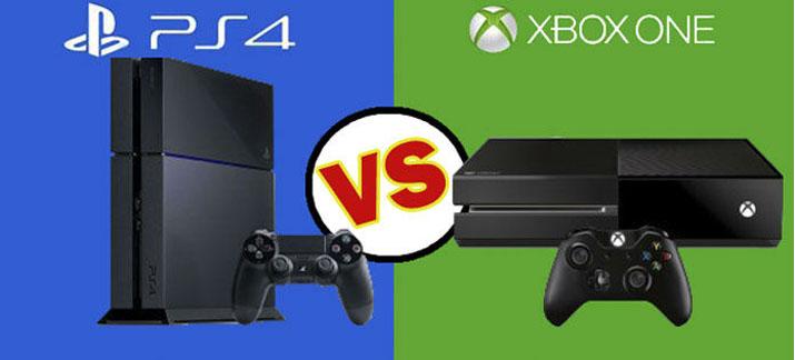 PS4 vs XBone