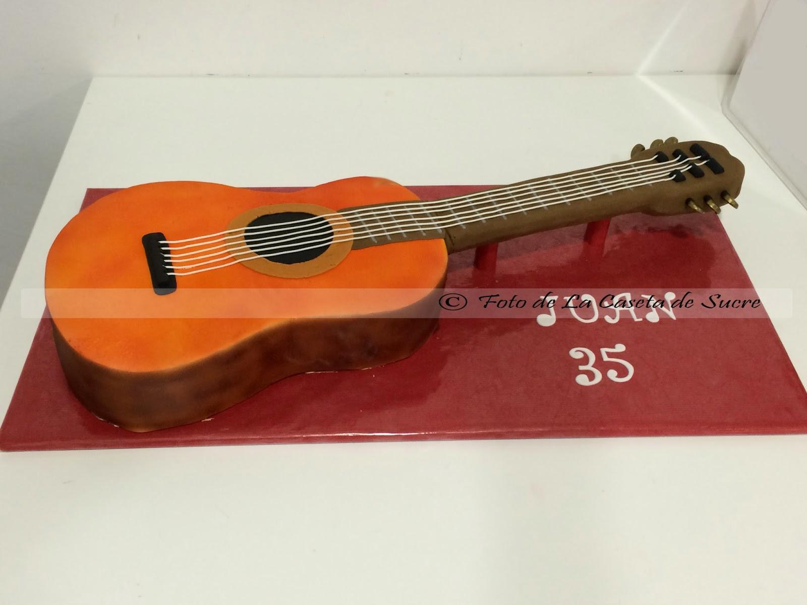 tarta guitarra 1