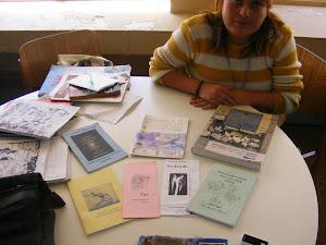 Entrevista a Rosalia Valenzuela - POETA LOCAL (Click aqui)