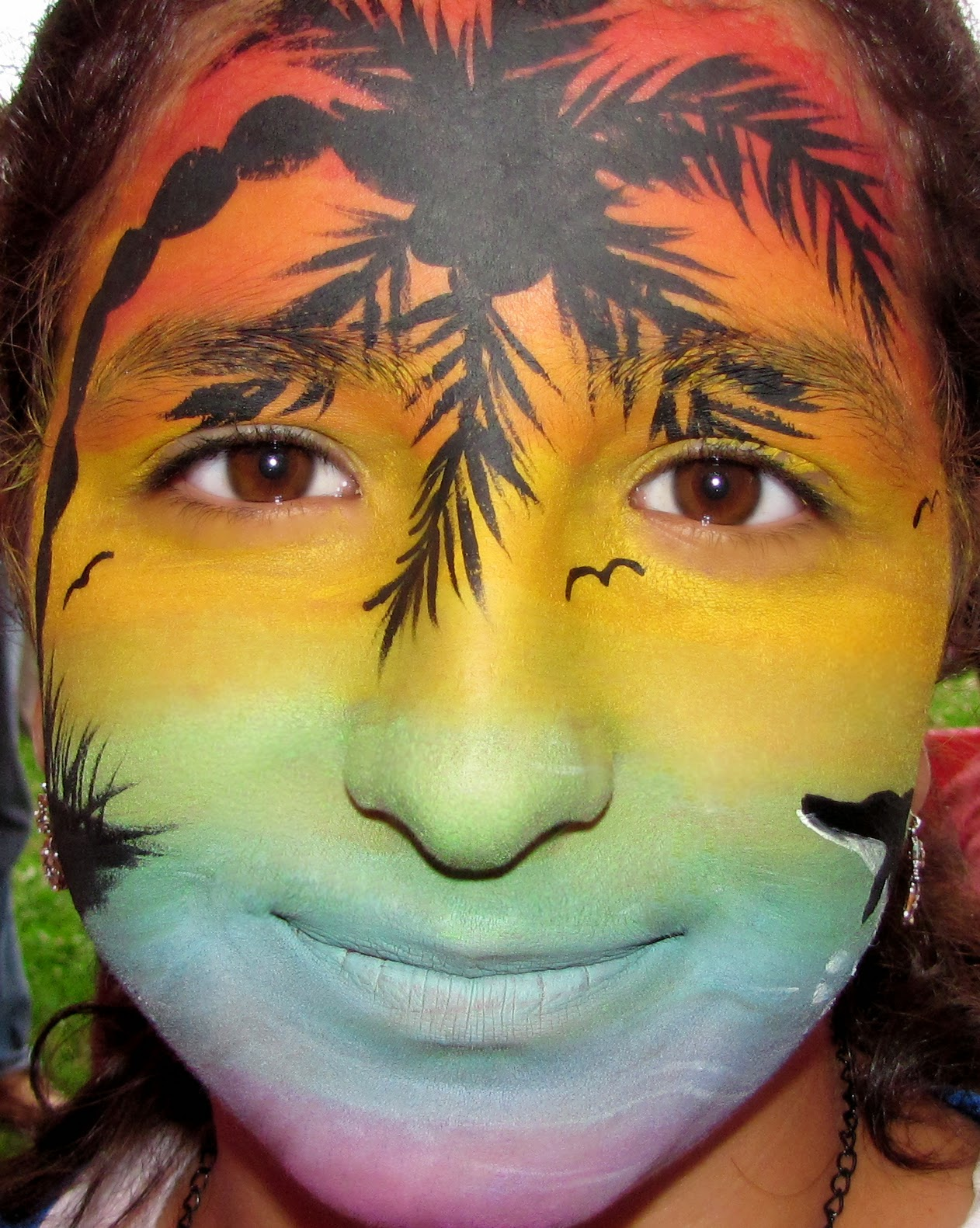 snazaroo face paint sticks how to use