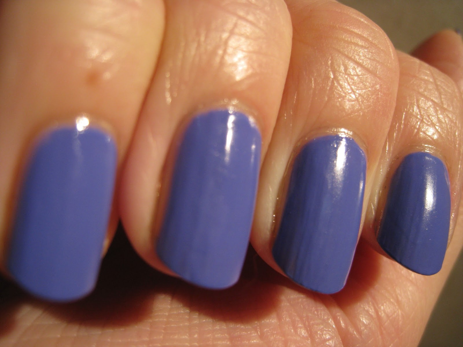 electric purple nail polish - photo #29