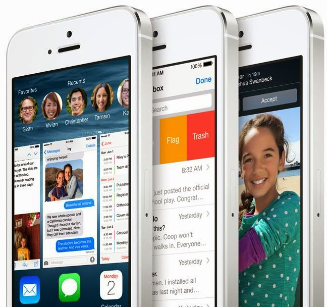 la revolucion con el iOS 8 de Apple