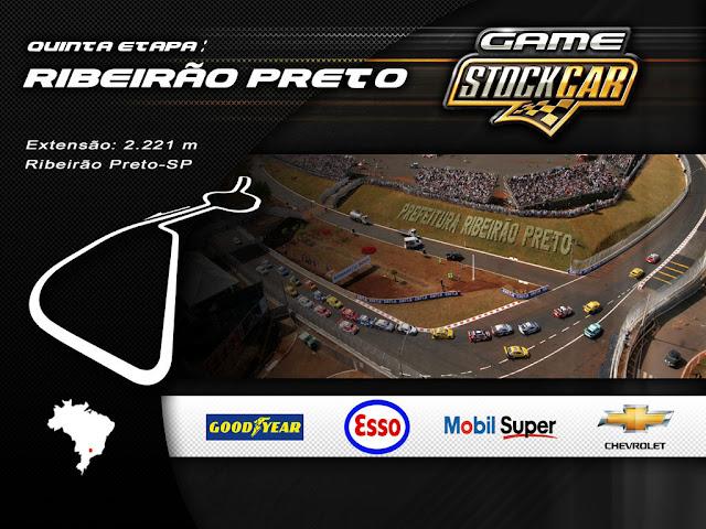 Riberao Preto Stock Cars V8 rFactor