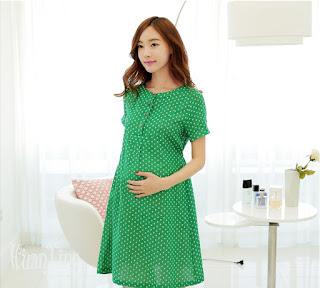 fotos de grávidas com vestido curto