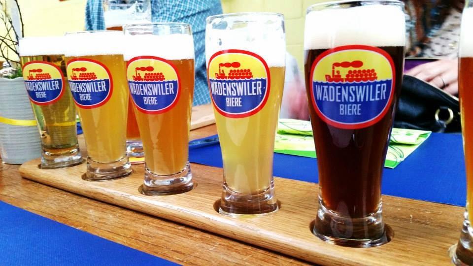 Wadenswil Brewery, Wadenswil, Switzerland