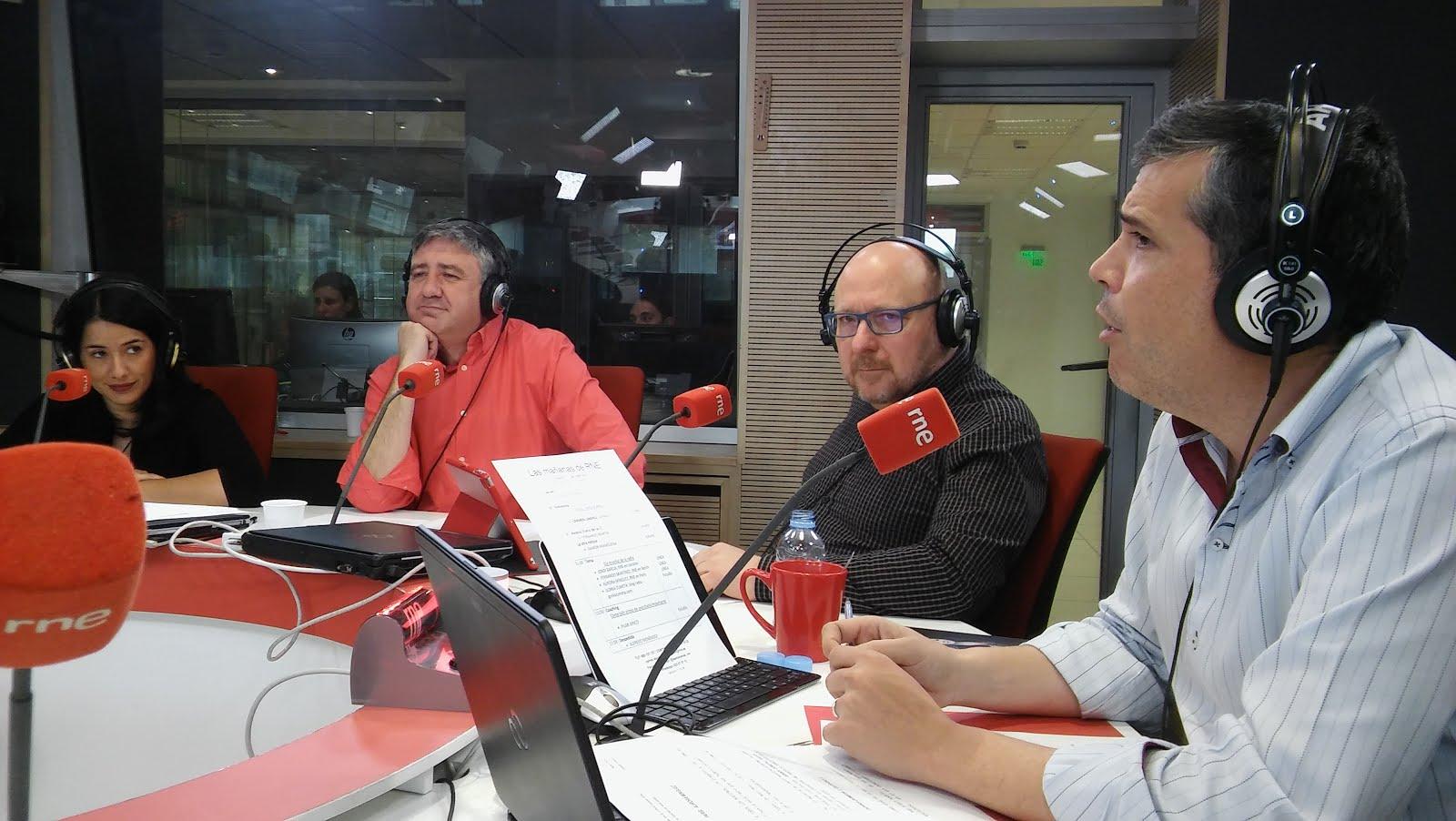 LA RADIO DE NUEVO EN LA UIMP, CON RNE