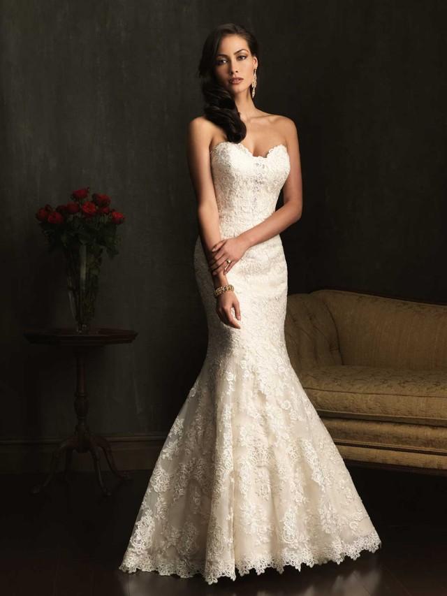fashion allure bridals wedding dress